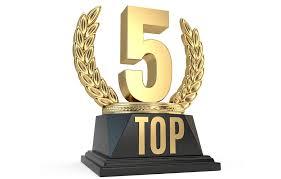 Top 5 Trophy