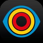 Visor Magnification Logo