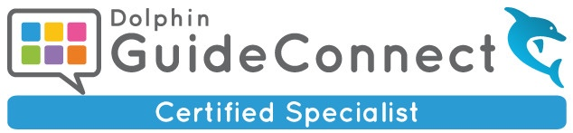 Dolphin Computer Access logo.