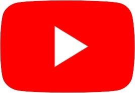You tube logo and link